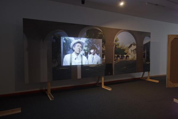 Ming Wong REDCAT Installation 2-8-2012